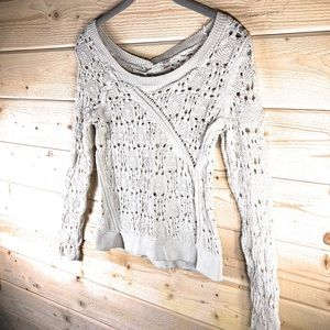 Knitted & Knotted (Anthropologie) Sweater